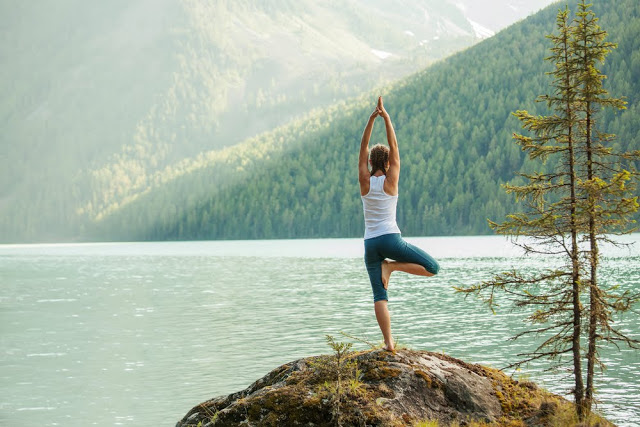 Healing Trauma Through Yoga